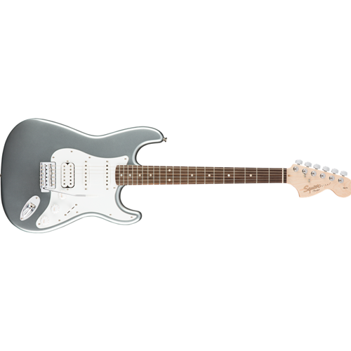 Fender Squier Affinity Stratocaster Slick Silver HSS