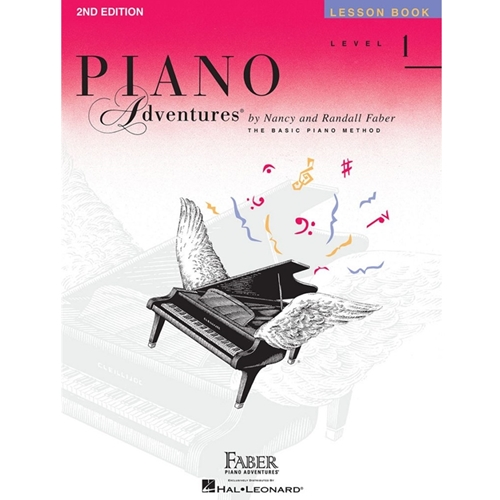 Faber Piano Adventures: Level 1 - Lesson