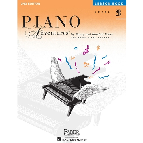 Faber Piano Adventures: Level 2b - Lesson