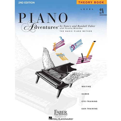 Faber Piano Adventures: Level 2a - Theory
