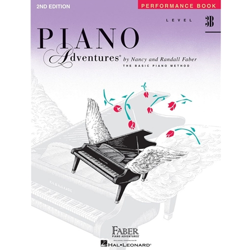 Faber Piano Adventures: Level 3b - Performance