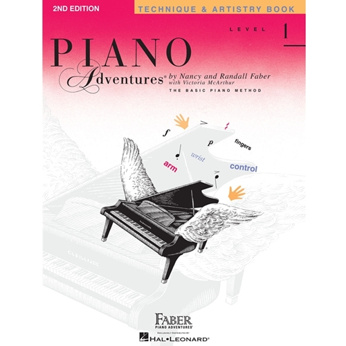 Faber Piano Adventures: Level 1 - Technique & Artistry