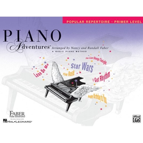 Faber Piano Adventures: Primer - Popular Repertoire