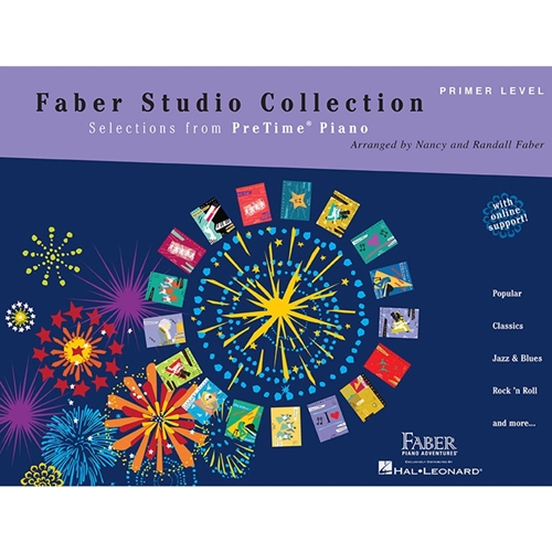 Faber Studio Collection: Selections From Pretime Piano - Primer Level