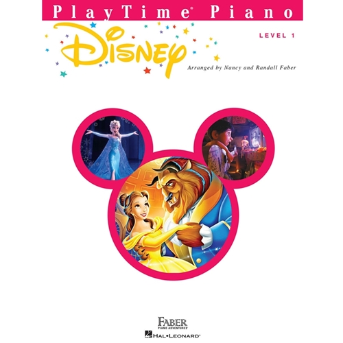 FABER: PLAYTIME - LEVEL 1 - DISNEY