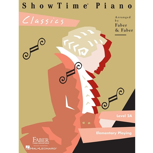 Faber: Showtime Piano - Level 2a - Classics