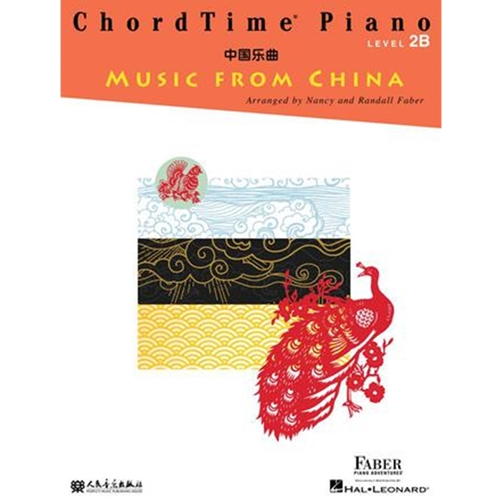 FABER: CHORDTIME LEVEL 2B - FROM CHINA