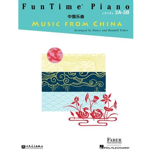 FABER: FUNTIME LEVEL 3A-3B Music from China