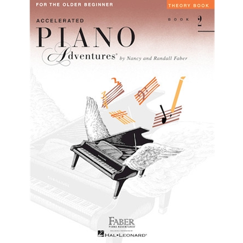 Faber Piano Adventures For The Older Beginner: Book 2 - Theory