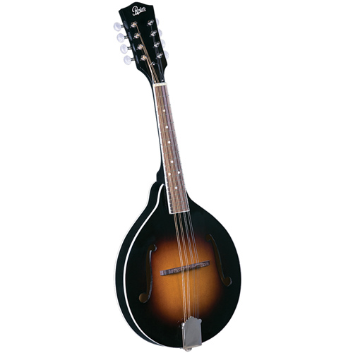 Rover Festival Series A Style Mandolin Solid Spruce Top Maple Back and Sides