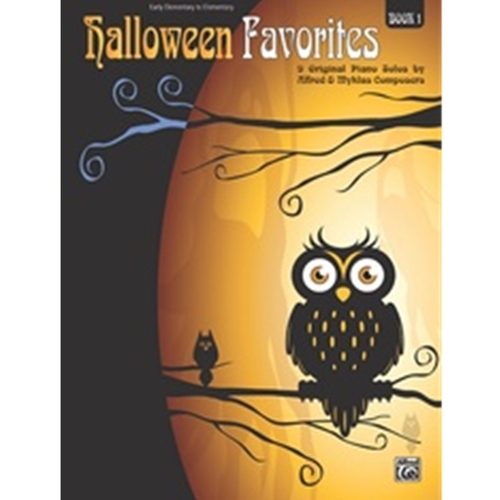 Halloween Favorites: Book 1 - Piano