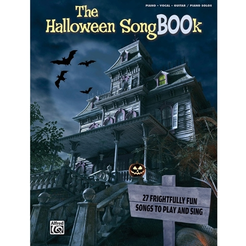 The Halloween Song Book - P/v/g & Piano Solos