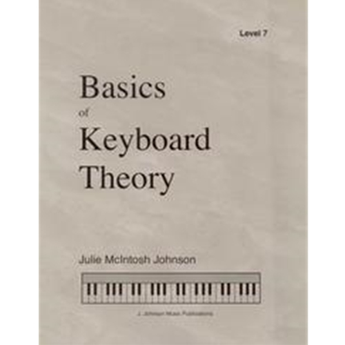Julie Johnson: Basics Of Keyboard Theory - Level 7