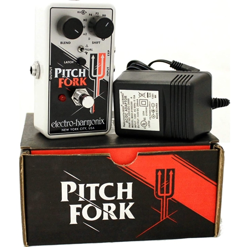 Electro Harmonix Pitch Fork Pitch Shifter Pedal